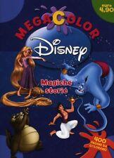 Megacolor Disney. Magiche storie - Disney - libro nuovo especiales