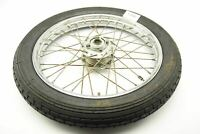 Honda CB 400 F four - Front wheel rim at the front
