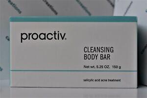 Expires 06/2021 NEW Sealed Proactiv CLEANSING BODY BAR 5.25oz