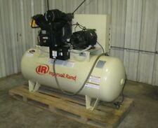 Air Compressor Ingersoll Rand 7510hp 120 Gallon Tank