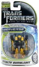 Transformers DOTM Legion Class Stealth Bumblebee Cyberverse Action Figure