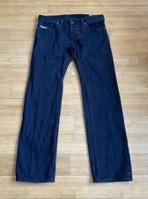 "DIESEL Safado 008QU Regular Slim Straight Denim Jeans Men's Size 31 X 29"""