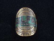 Vintage ELFA Head Badge Bicycle Emblem
