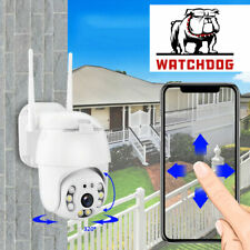 Telecamera IP WATCHDOG WiFi videocamera video camera esterno rileva movimenti