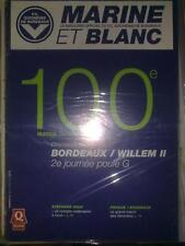 PROGRAMME BORDEAUX france-Willem Tilburg Pays-Bas 1999-2000 Champions League