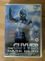 Guyver the Dark Hero DVD 1994 Mutronics Live Action Manga Film Movie