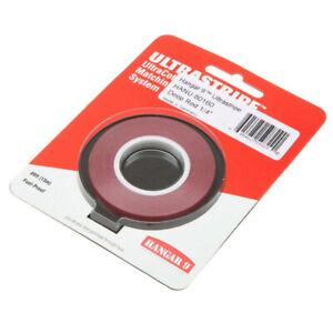 """Hangar 9 HANU80160 UltraStripe Deep Red 1/4"""""""