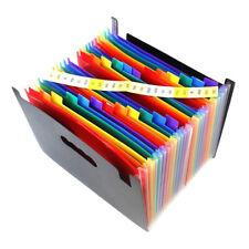 Dokumentenmappe CLASSIC Ringmappe Ringbuch Ordner Aktenmappen Schreibmappe RH +