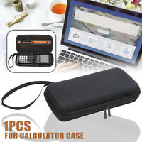 Calculator Hard Carrying Case Set for TI-83 Plus TI-84 Plus CE TI-84 Plus TI-89