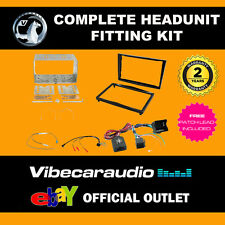 Connects2 CTKVX11 Vauxhall Astra H 2004-10 Piano Black Stereo Fitting Kit