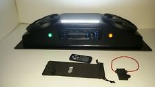 """NEW! Golf Cart UTV  Radio Stereo Console with 6.5"""" Speakers Bluetooth! and More!"""