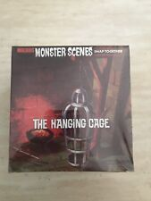 Moebius Monster Scenes Hanging Cage plastic snap model kit Sealed # 637 BNIB