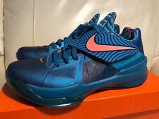 511e313c4f3d9 Great Condition Nike Zoom KD Kevin Durant 4 IV YOTD Dragon 473679 300 Size 8