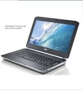 CHEAP FAST DELL Latitude E5420 14 Inch screen  4GB RAM 250 GB HDD Win7 WIFI