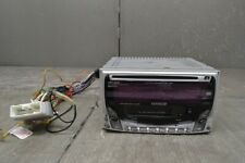 Kenwood DPX-4000 2D Size CD&Cassette Deck Player Tested Working Good F/S