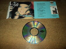 KYLIE MINOGUE MAXI CD UK BETTER THE DEVIL YOU KNOW