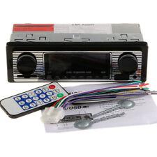 Car Bluetooth Radio Mp3Player Stereo Usb Aux Classic Car Stereo Audio E9T4