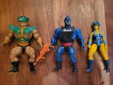 Motu He-Man 1981 Evil Lyn Webstor & Cyclops