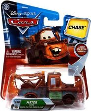 Lenticular Eyes Series 2 Mater with Glow In The Dark Lamp Diecast Car