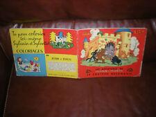 SYLVAIN ET SYLVETTE SERIE 1 N°32 LE CHATEAU RECONQUIS - EDITION 1959