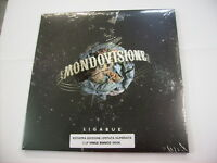 LIGABUE - MONDOVISIONE - BRAND NEW 2LP WHITE VINYL 2013 - NUMBERED COPY # 2963