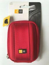 CASE LOGIC camera case  QPB-201 red   BRAND NEW!!