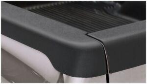 Bushwacker for 94-03 Chevy S10 Fleetside Bed Rail Caps 73.1in Bed - Black -48514