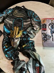 Transformers Drift Muscle Adult Men 2 Pc Halloween Costume - One Size - NEW!