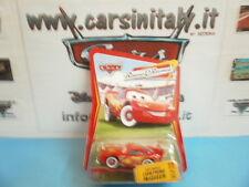 Saetta McQueen Whitewalls Cars Disney P. Ser. RaceORama bl.n.110 Mattel sc.1-55