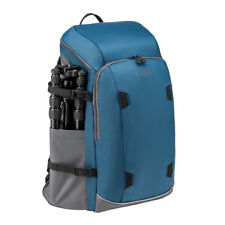 Tenba Solstice 24L Backpack -(Blue) > All-day carrying comfort and protection