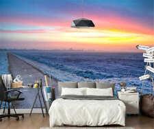 Distinct Feeling Sea 3D Full Wall Mural Photo Wallpaper Printing Home Kids Decor