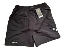 Santic Cycling Bicycle Sports Shorts Sz L Padded Black Nwt
