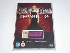 Revenge - The Complete First Season 1 - NEW / SEALED UK DVD SET - Series One