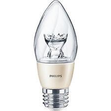PHILIPS - 458638 7F15LED82722E26DIM 7W LED E26 2700K Dim Warm White Light Bulb