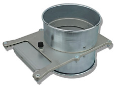 """3"""" (Clamp Style) Manual Blast Gate - Compatible with Nordfab, Kb, Us Duct"""