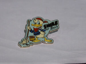 Disney Trading Pins 119637 Swab the Duck - Pirate Donald Duck