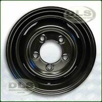 """16"""" x 5.5"""" Steel Road Wheel Land Rover Series and Defender (ANR4636PM)"""