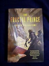 The Fractal Prince by Hannu Rajaniemi 2012 Hardcover 1st Jean le Flambeur 2