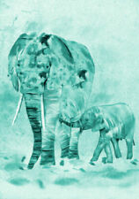 Animals Original Abstract Art Prints