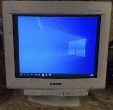 Sony CPD-200ES Multiscan 200ES Retro Gaming VGA Monitor 17-inch