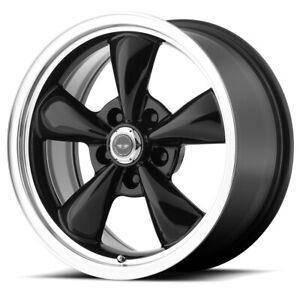 American Racing AR105 Torq Thrust M 16x7 5x110 +35 Gloss Black Wheel Rim 16 Inch