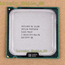 Intel Pentium E6600 3.06 GHz Dual-Core (AT80571PH0832ML) Processor ...