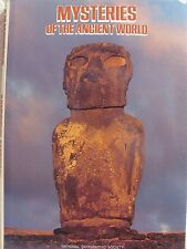 """National Geographic Society """"MYSTERIES OF THE ANCIENT WORLD"""" 1985"""