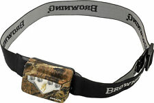 Browning 3326 Pro Hunter Escape Headlamp Camo Caplight Light LED Flashlight