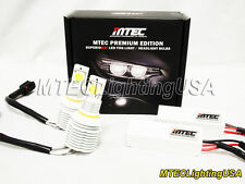 MTEC 6000K HB4 9006 LED FOG LIGHT KIT 5600+ Lumen Super Bright