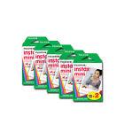 100 Sheets Fujifilm Instax Mini Instant Film Mini 7 8 25 50 70 90 Instant Camera