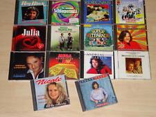 DEUTSCHE SCHLAGER CD SAMMLUNG  14 CD S  DREWS ROY BLACK