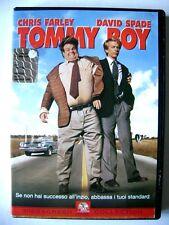 Dvd Tommy Boy di Peter Segal 1995 Usato raro fuori catalogo