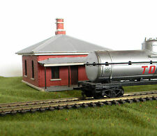 HO scale Gate keepers cottage barley fields RD NSW  (KIT)