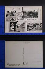 CANINO (VT) ALT. M. 280 - SALUTI DALLA LOCALITA' CON VARIE VEDUTE- RARA - 23090